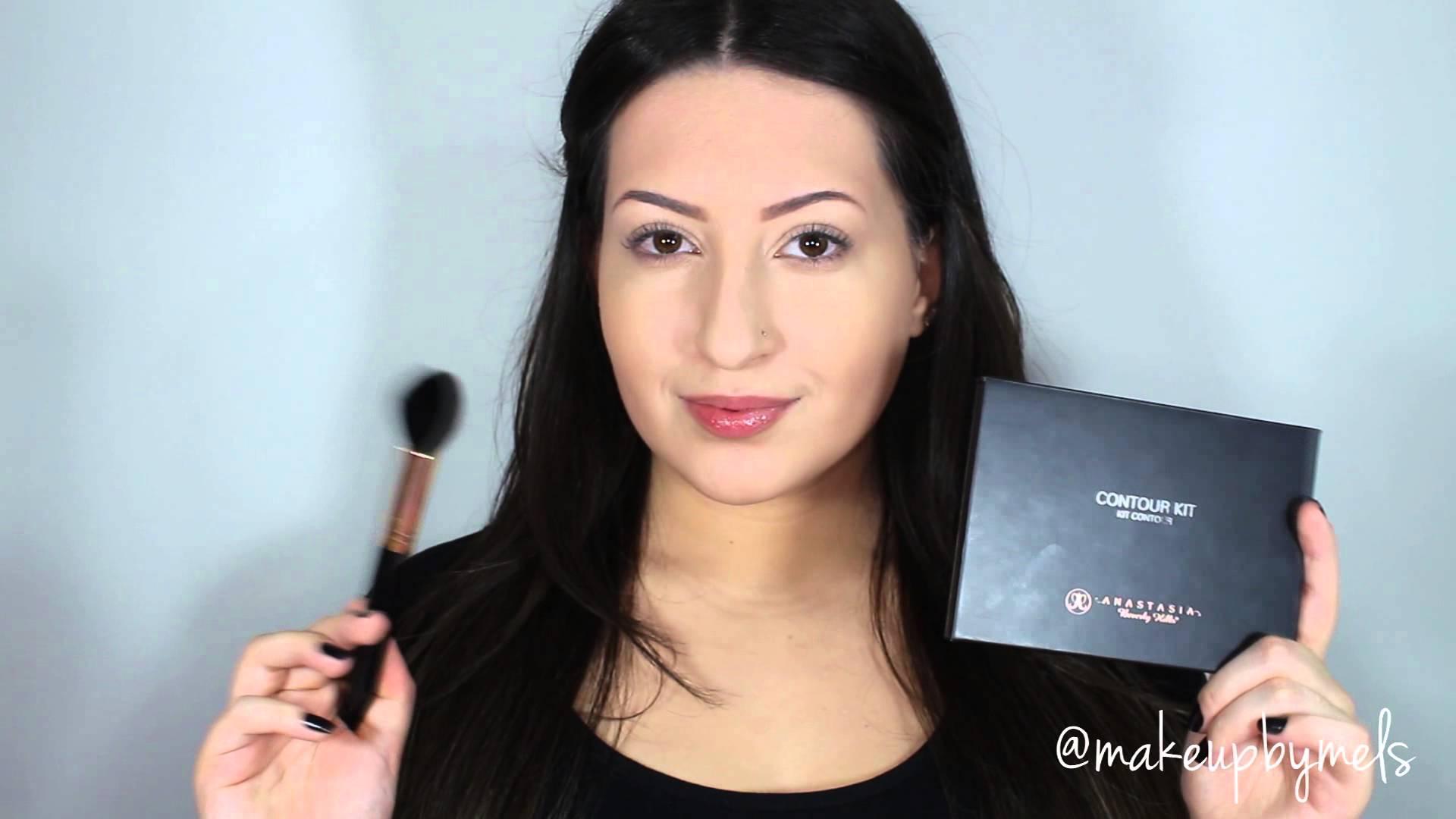 ♡ Airbrush Makeup – Dramatic Royal Blue ♡