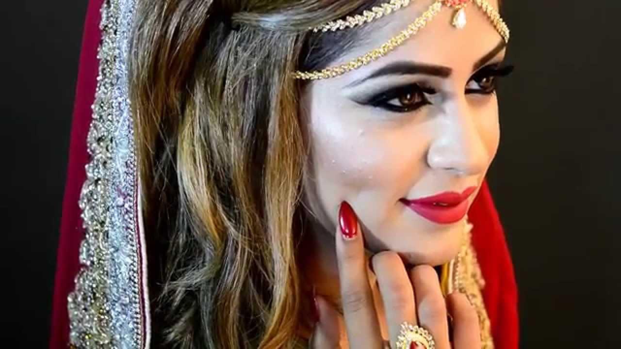 Asian Bridal Makeup BY HENNA NAZIR