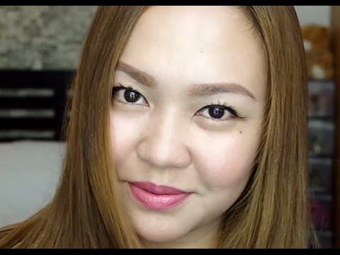 1 Minute Eye Makeup Under 500 Pesos!