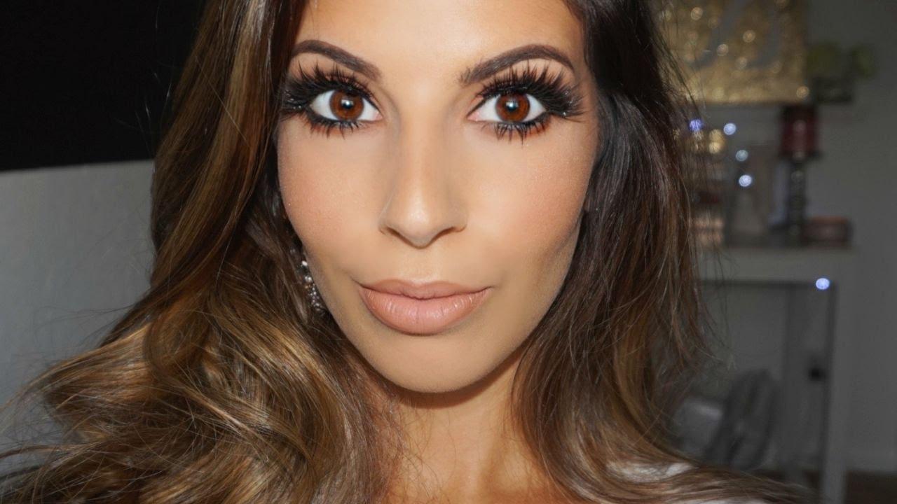 Makeup Tutorial for Brown Eyes | Brown Smokey Eyes