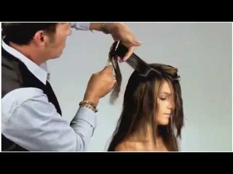 Long Hair Layers Hair Cut  ✄ Natural Hairstyles  ✄ Step by Step
