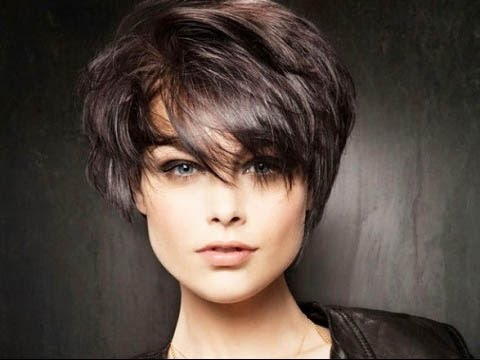 20 Best Short Hairstyles For Women 2014