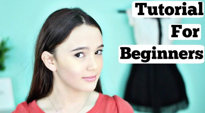 Makeup Tutorial for Beginners/Teenagers | Fiona's Fresh Face | Fiona Frills