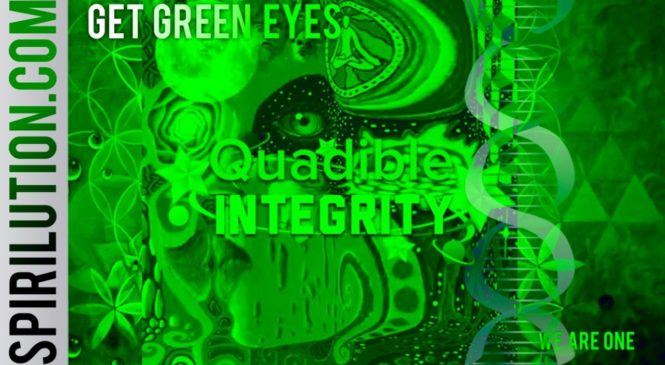 ★Get Green Eyes Fast! ★Biokinesis – Frequency Hertz – Subliminal – Change Your Eye Color Naturally