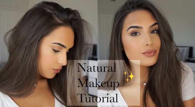Natural Everyday Makeup Tutorial – DRUGSTORE
