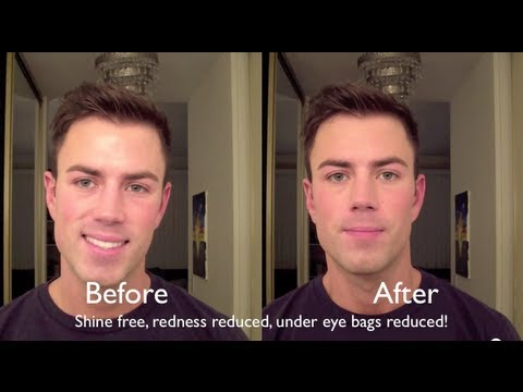 Natural Looking Makeup for Men: Bonus Video!