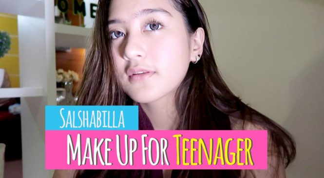 Salshabilla #BEAUTY – MAKE UP FOR TEENAGER