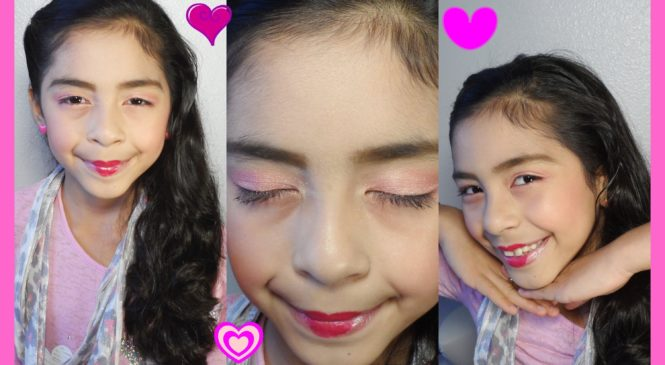 Valentine's Day Makeup Tutorial Inspired on EAH C.A Cupid