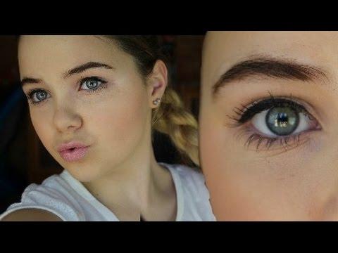 Everyday Makeup Tutorial For Teenagers   Shanice Slatter