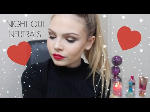 Teenager Night Out Makeup!    GRWM
