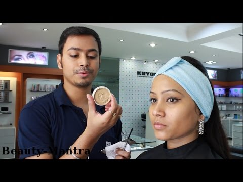 Makeup Tutorial – How To Apply HD Foundation