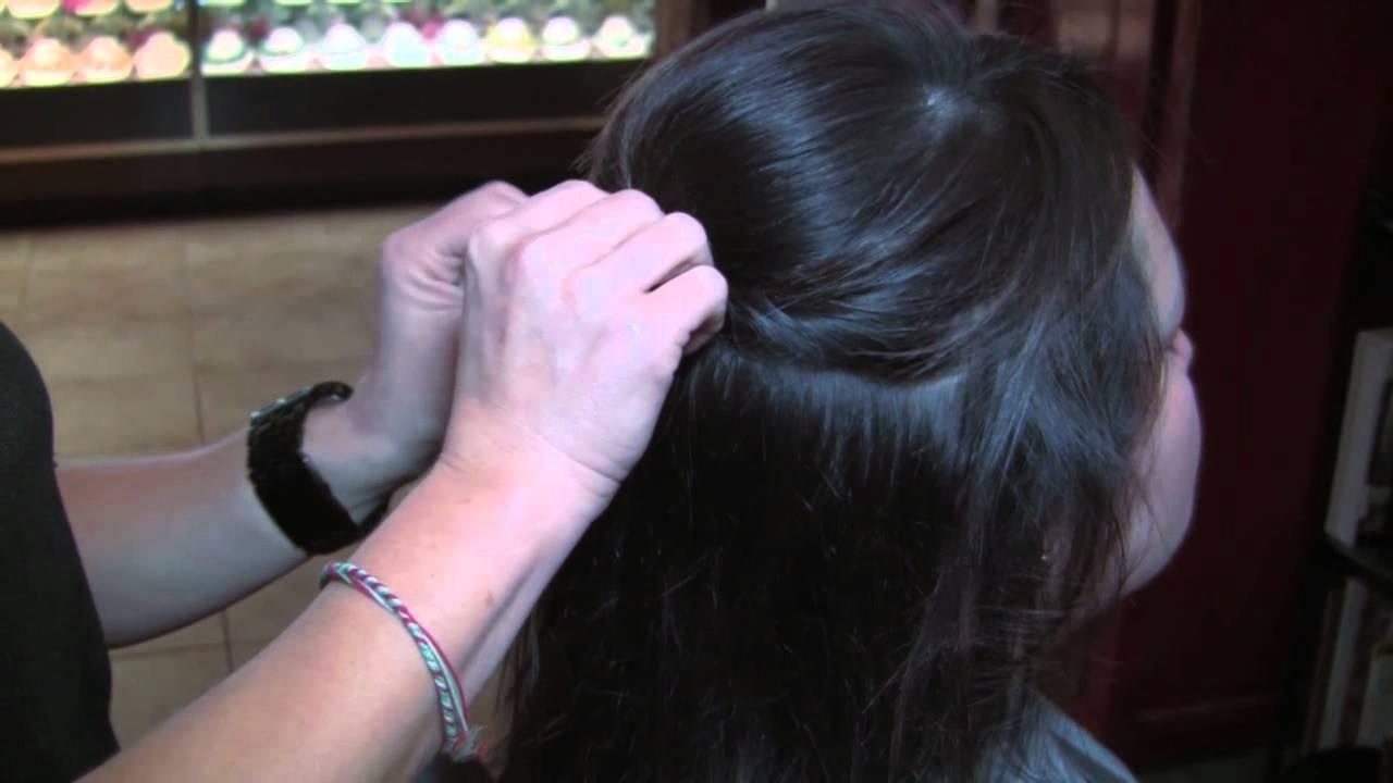 Updo Hair Styles for Thin Hair