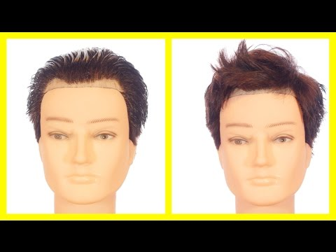 Hairstyles for Men with a High Forehead or Receding Hairline – TheSalonGuy