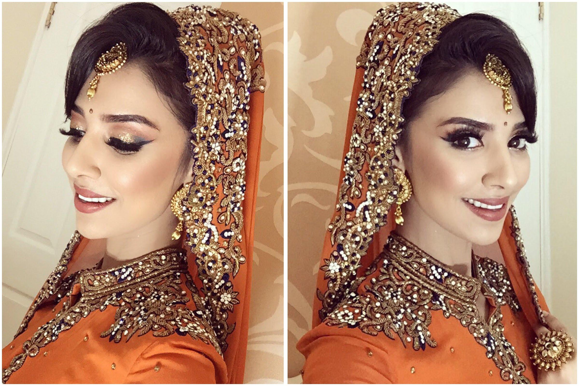 TUTORIAL | Asian Bridal Makeup Look
