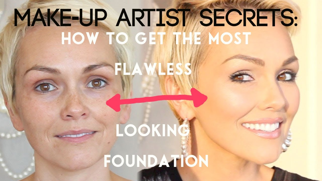 Makeup Artist Secrets: How to Look Airbrushed Without An Airbrush   Kandee Johnson