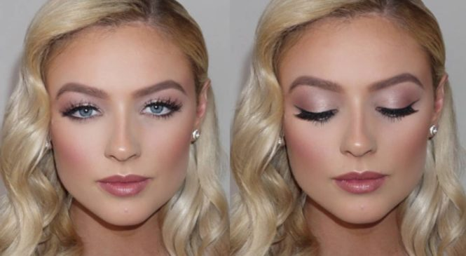 Soft Bridal Makeup by Melissa Sassine