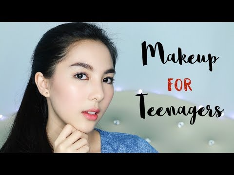 Cute and Fresh Makeup Tutorial for Teenagers (Makeup Remaja) 💁💄