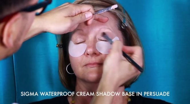 Mature Women Over 40 Step by Step Makeup Tutorial