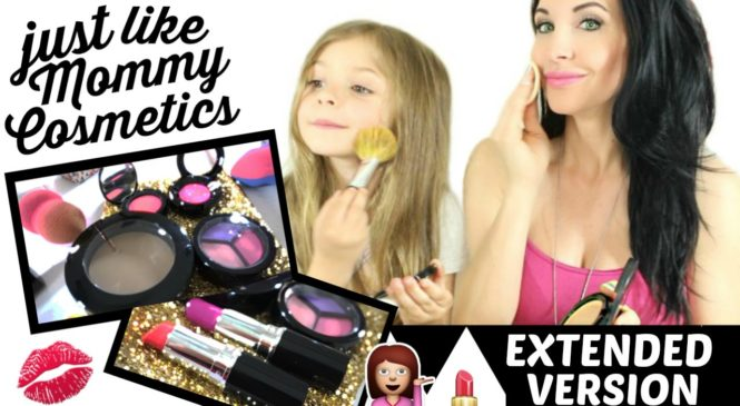 Pretend Makeup For Kids | Just Like Mommy Cosmetics