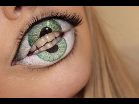 Lip eye