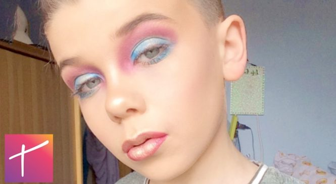 10 Kids Who Do Their Makeup BETTER Than You