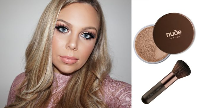 Mineral Powder Foundation for Oily Skin? Nude By Nature First Impressions