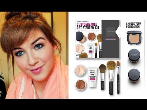 How to Properly Use Your Bare Minerals Starter Kit – GET FULL COVERAGE