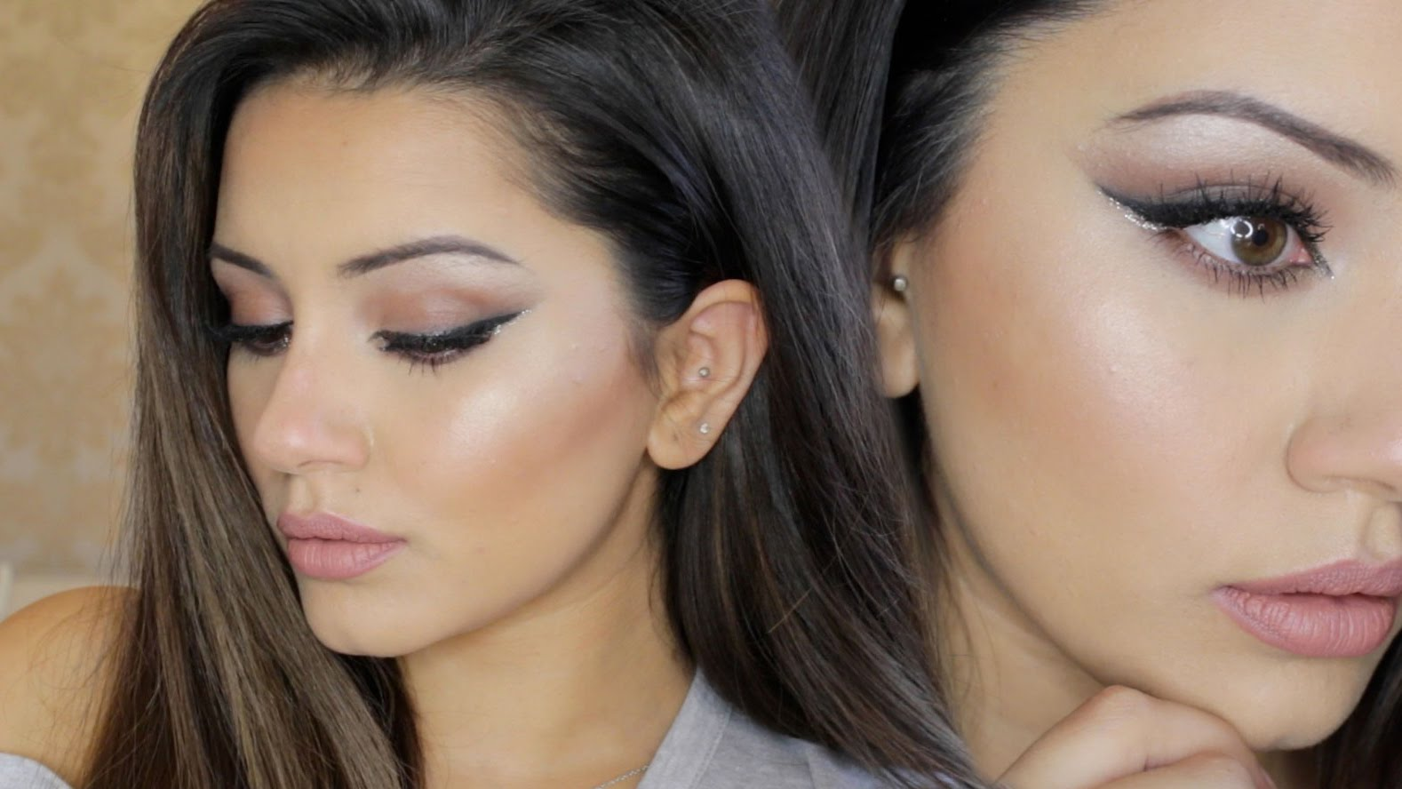 Last Minute Affordable Party Makeup Tutorial | Kaushal Beauty