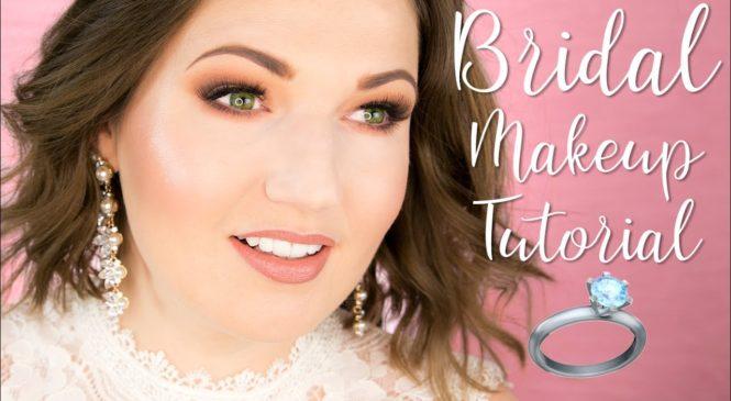 BRIDAL MAKEUP | Photo Friendly Wedding Makeup