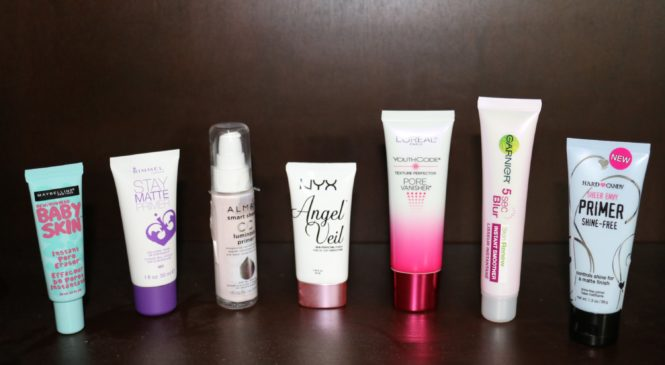 Best and Worst New Drugstore Makeup Primers