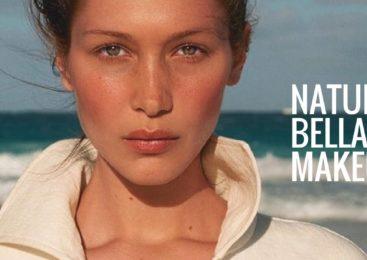 BELLA HADID NATURAL MAKEUP   Everyday Natural Makeup