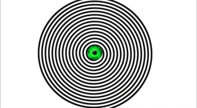 Change the color of the eyes to Green – Green eyes – Hipnosis – Biokinesis