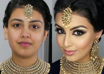 Makeup tutorial for beginners indian skin    Basic Makeup for Indian skin tone