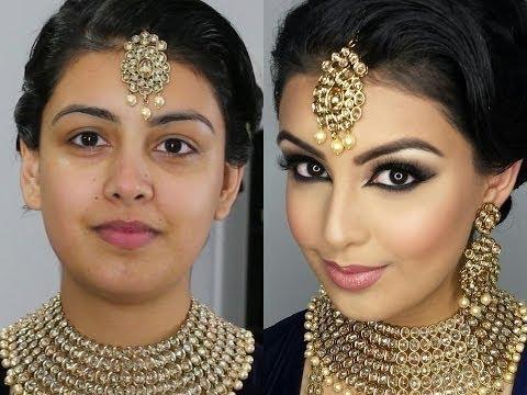 Makeup tutorial for beginners indian skin || Basic Makeup for Indian skin tone